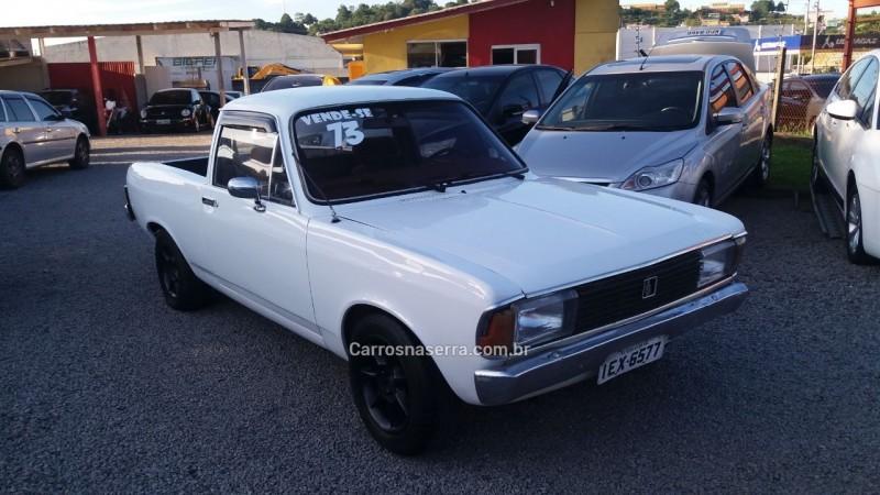 POLARA 1.8 GL 8V GASOLINA 2P MANUAL - 1973 - FARROUPILHA