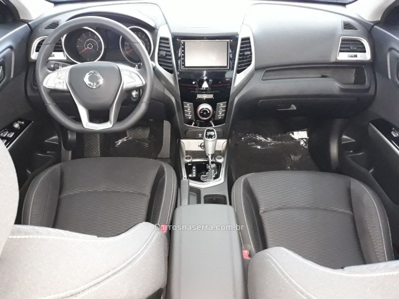 TIVOLI 1.6 XGI160 GASOLINA AUTOMÁTICO - 2018 - CAXIAS DO SUL