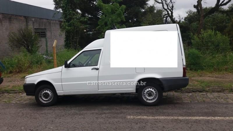 fiorino 1.3 furgao 8v gasolina 2p manual 2008 bento goncalves