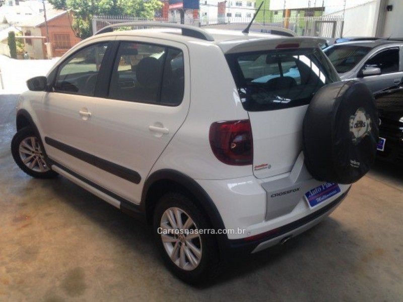 crossfox 1.6 mi flex 8v 4p manual 2013 caxias do sul