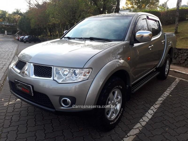 l200 triton 3.2 hpe 4x4 cd 16v turbo intercooler diesel 4p automatico 2013 caxias do sul