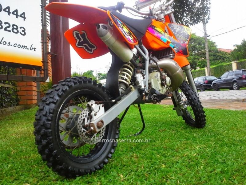 SX 50 GASOLINA - 2005 - CAXIAS DO SUL