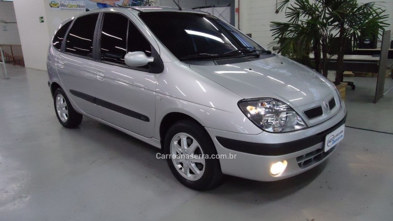 scenic 1.6 expression 16v flex 4p manual 2009 caxias do sul
