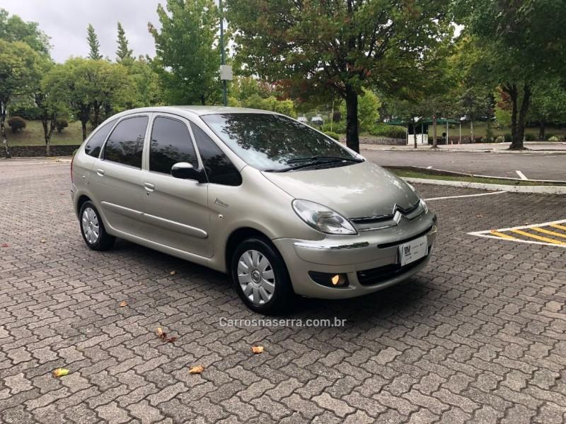 xsara picasso 2.0 i exclusive 16v gasolina 4p manual 2008 caxias do sul