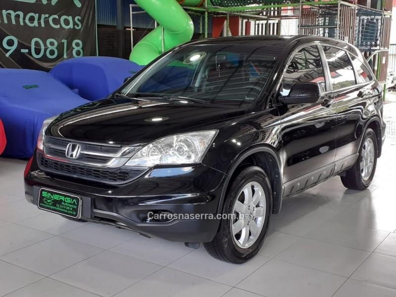crv 2.0 lx 4x2 16v gasolina 4p automatico 2011 caxias do sul