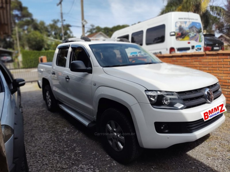 amarok 2.0 se 4x4 cd 16v turbo intercooler diesel 4p manual 2013 gramado