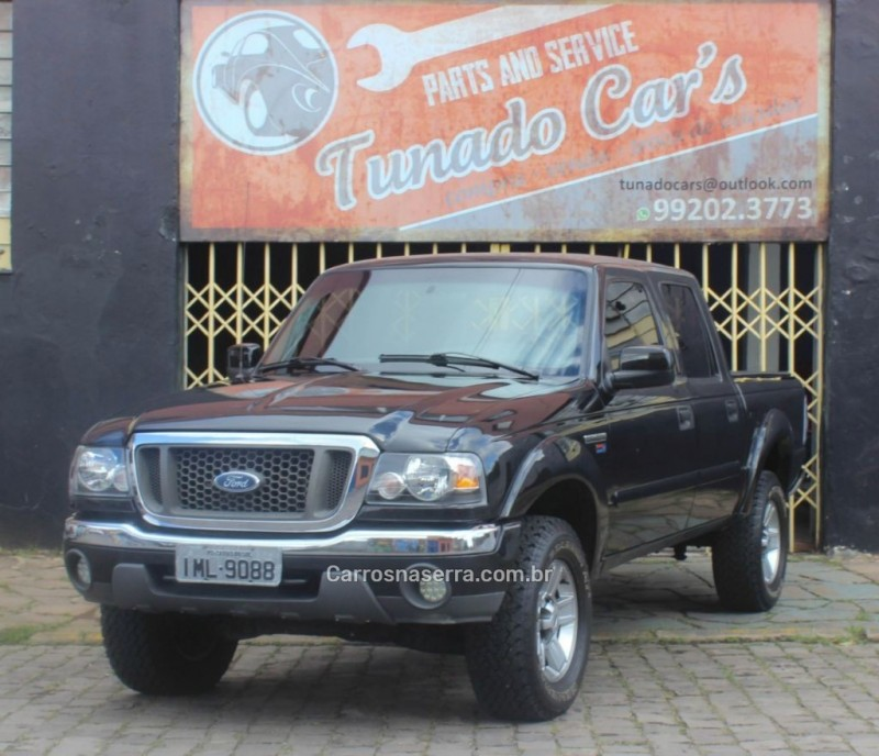 ranger 3.0 xlt 4x4 cd 16v turbo eletronic diesel 4p manual 2005 caxias do sul