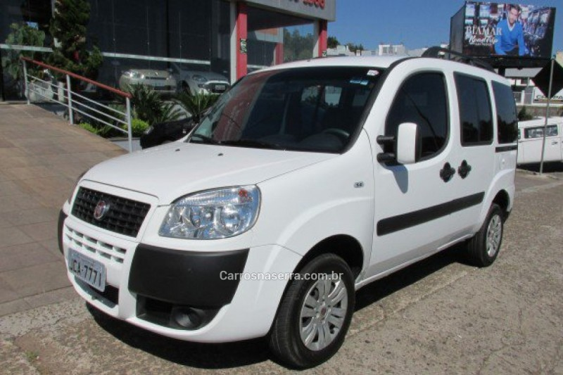 doblo 1.4 mpi attractive 8v flex 4p manual 2015 farroupilha