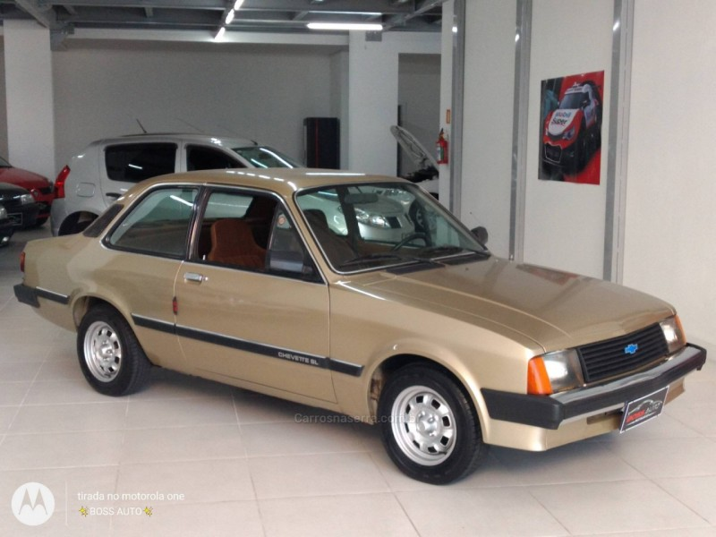 chevette 1.6 sl 8v gasolina 2p manual 1983 caxias do sul