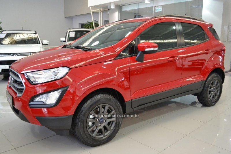 ecosport 1.5 tivct flex se manual 2019 caxias do sul