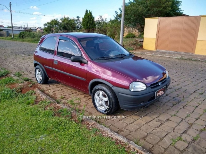 corsa 1.0 efi wind 8v gasolina 2p manual 1997 vacaria