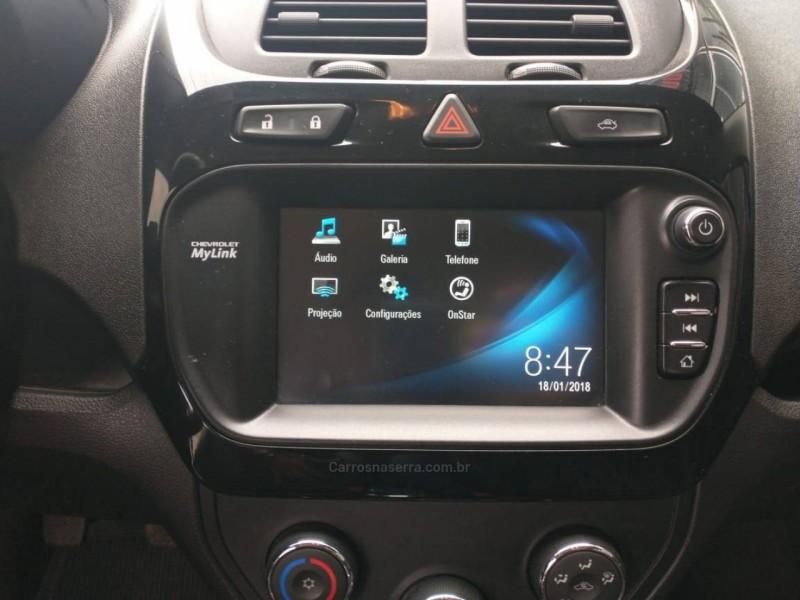COBALT 1.8 MPFI LTZ 8V FLEX 4P MANUAL - 2018 - GRAMADO