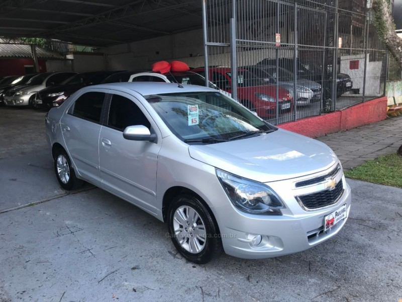 cobalt 1.8 mpfi ltz 8v flex 4p manual 2015 caxias do sul