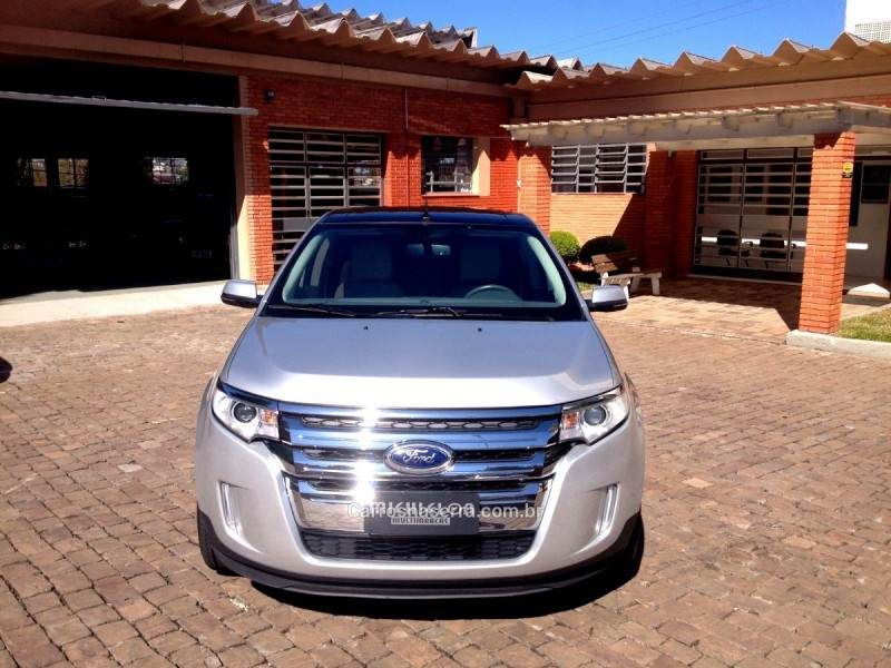 edge 3.5 limited awd v6 24v gasolina 4p automatico 2014 caxias do sul