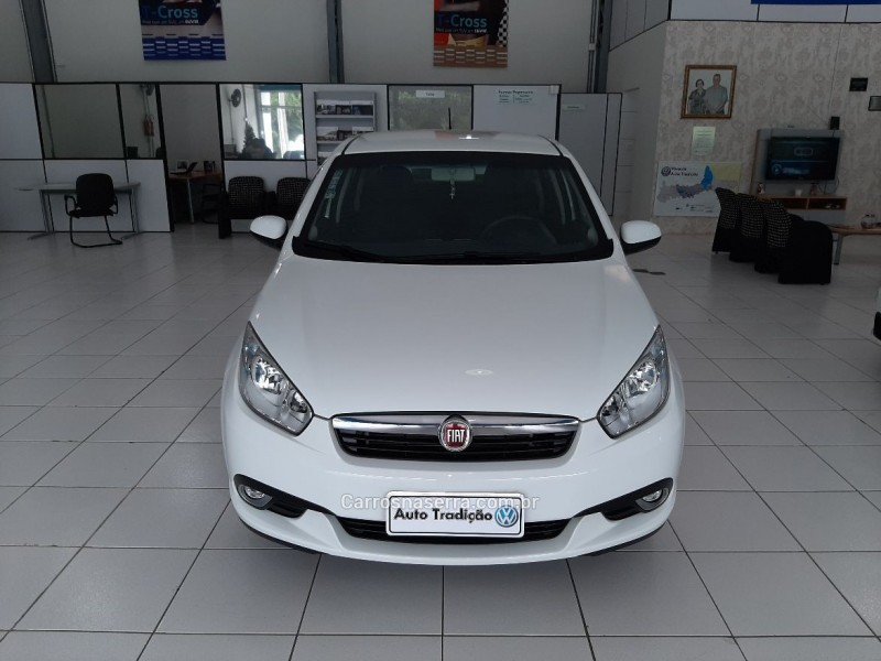grand siena 1.4 mpi attractive 8v flex 4p manual 2014 bento goncalves
