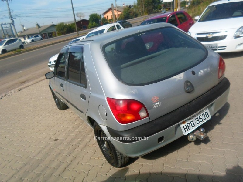 fiesta 1.0 mpi gl 8v gasolina 4p manual 2000 caxias do sul