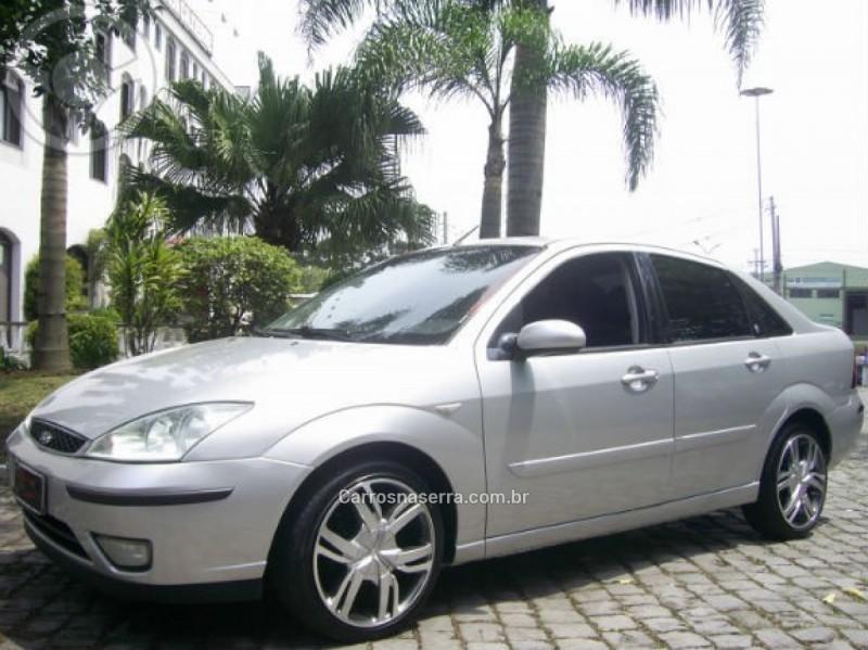 focus 2.0 ghia sedan 16v gasolina 4p automatico 2005 caxias do sul