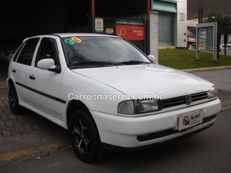 gol 1.6 mi cl 8v gasolina 4p manual 1999 caxias do sul