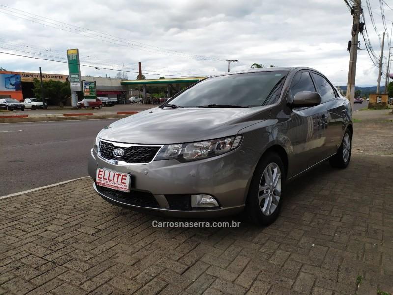 cerato 1.6 ex3 sedan 16v gasolina 4p automatico 2011 taquara