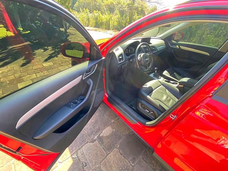 Q3 1.4 TFSI S TRONIC 16V FLEX 4P AUTOMATICO - 2016 - PASSO FUNDO