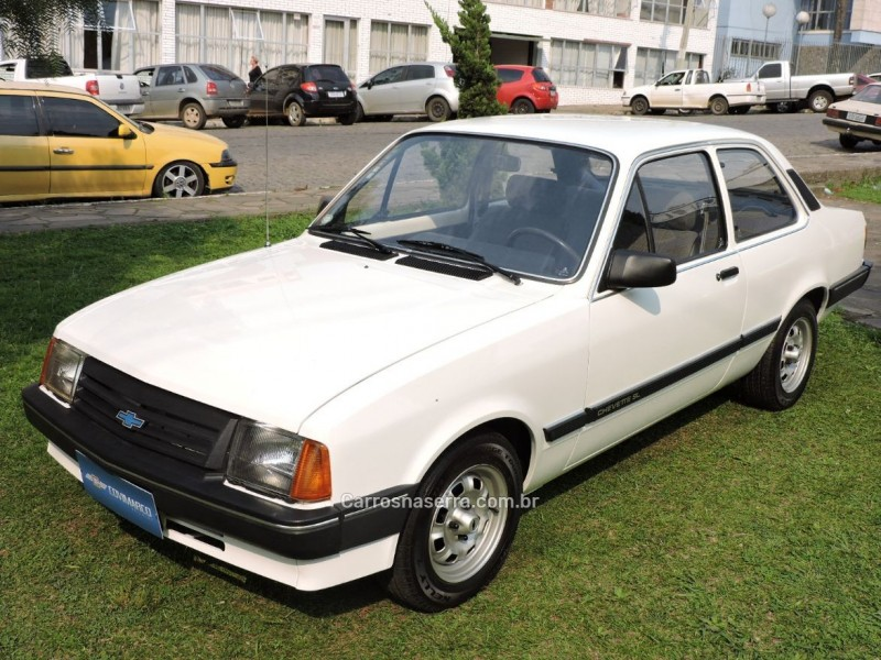 chevette 1.6 sl 8v gasolina 2p manual 1989 sao marcos