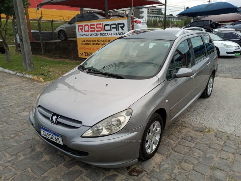 307 2.0 allure sw 16v gasolina 4p manual 2005 farroupilha
