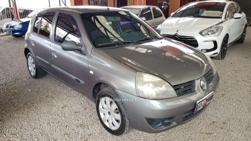 clio 1.6 expression 16v flex 4p manual 2006 caxias do sul