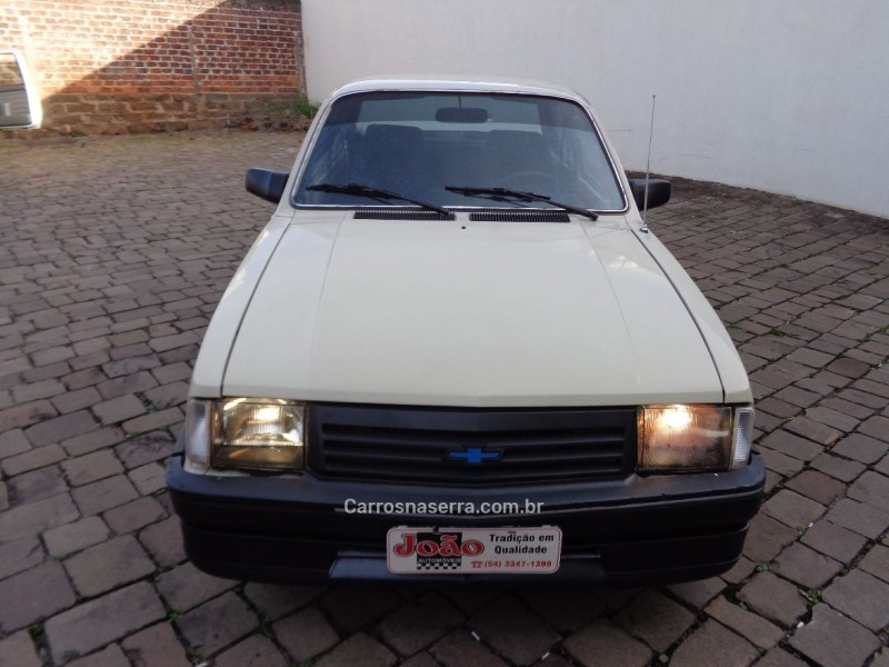 chevette 1.6 l 8v gasolina 2p manual 1990 casca