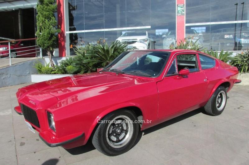 gtb 4.1 coupe 6 cilindros 12v gasolina 2p manual 1975 farroupilha