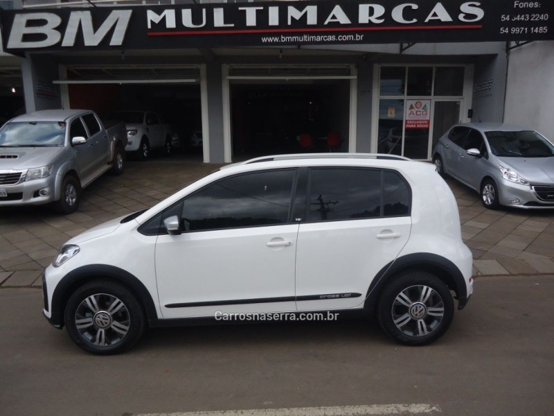 up 1.0tsi cross 12v flex 4p manual 2018 guapore