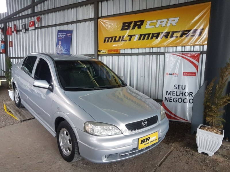 astra 1.8 mpfi millenium ii sedan 8v gasolina 4p manual 2001 caxias do sul