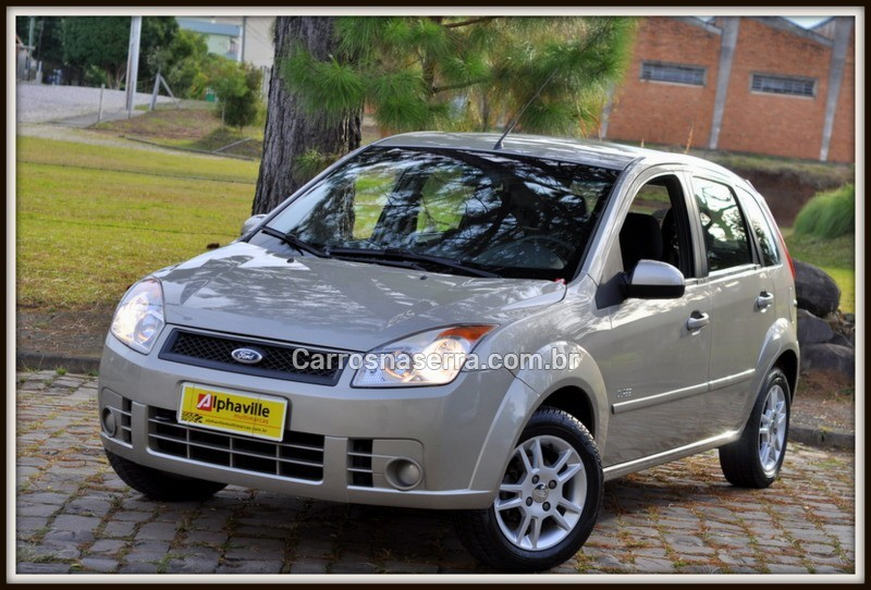 fiesta 1.6 mpi class 8v gasolina 4p manual 2009 caxias do sul