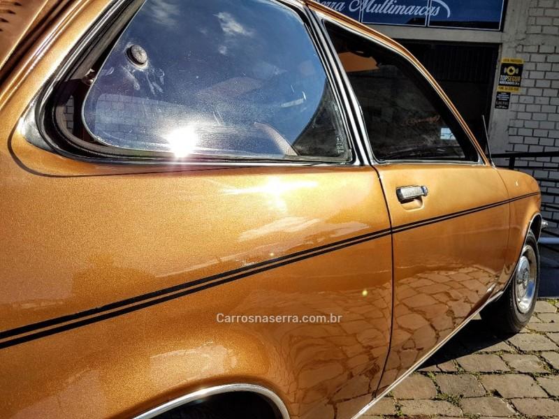 CHEVETTE 1.4 8V GASOLINA 4P MANUAL - 1976 - FARROUPILHA