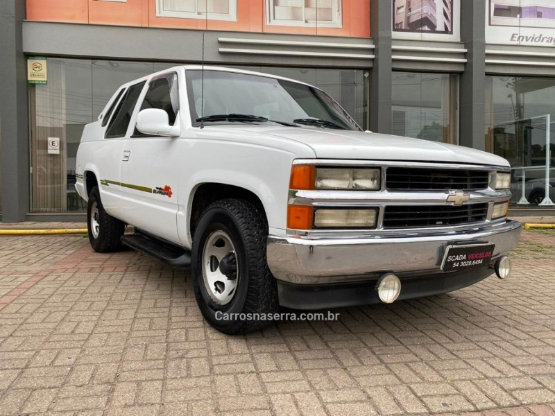 silverado 4.2 tropical 4x2 cd 18v turbo diesel 4p manual 1998 caxias do sul