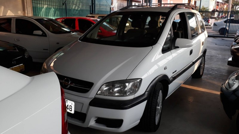 zafira 2.0 mpfi comfort 8v flex 4p manual 2009 caxias do sul