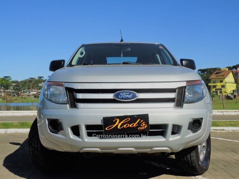 ranger 2.2 xl 4x4 cd 16v diesel 4p manual 2013 canela