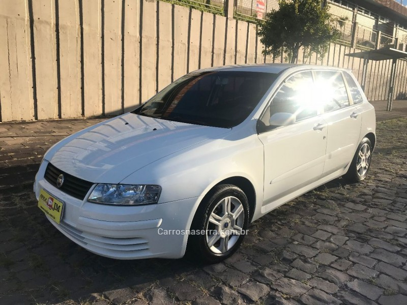 stilo 1.8 mpi 16v gasolina 4p manual 2004 caxias do sul