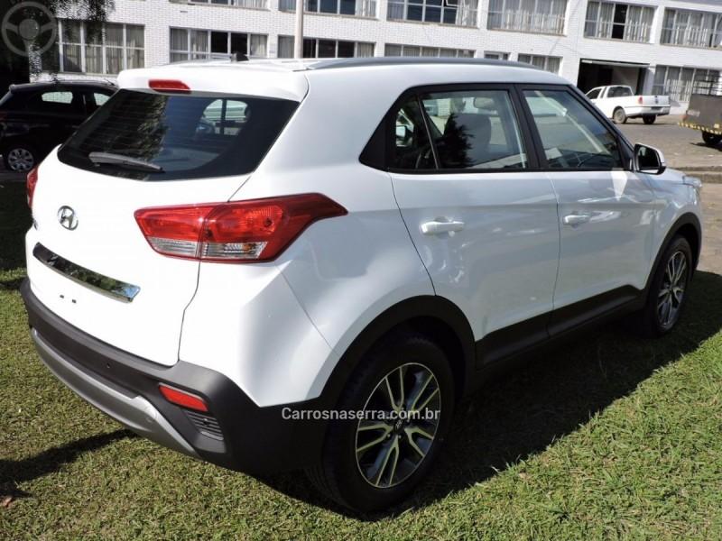 CRETA 1.6 16V FLEX PULSE AUTOMÁTICO - 2020 - SãO MARCOS