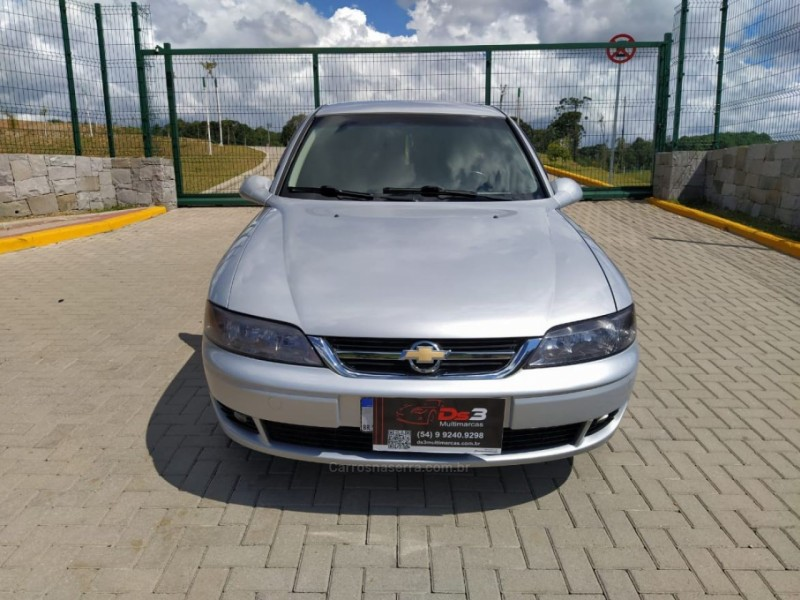 vectra 2.0 mpfi cd plus 8v gasolina 4p manual 2003 flores da cunha
