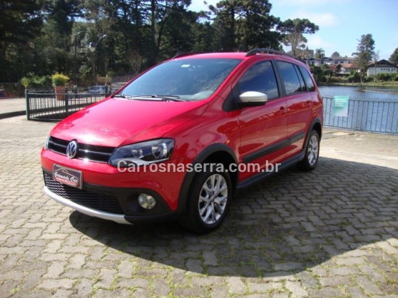 space cross 1.6 mi 8v flex 4p manual 2014 gramado