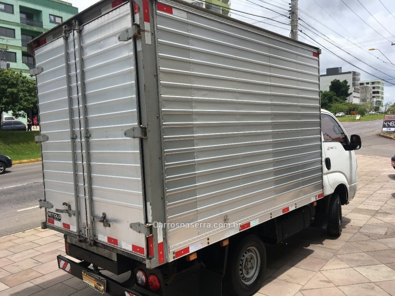 bongo 2.5 k 2500 4x2 cs turbo diesel 2p manual 2012 caxias do sul