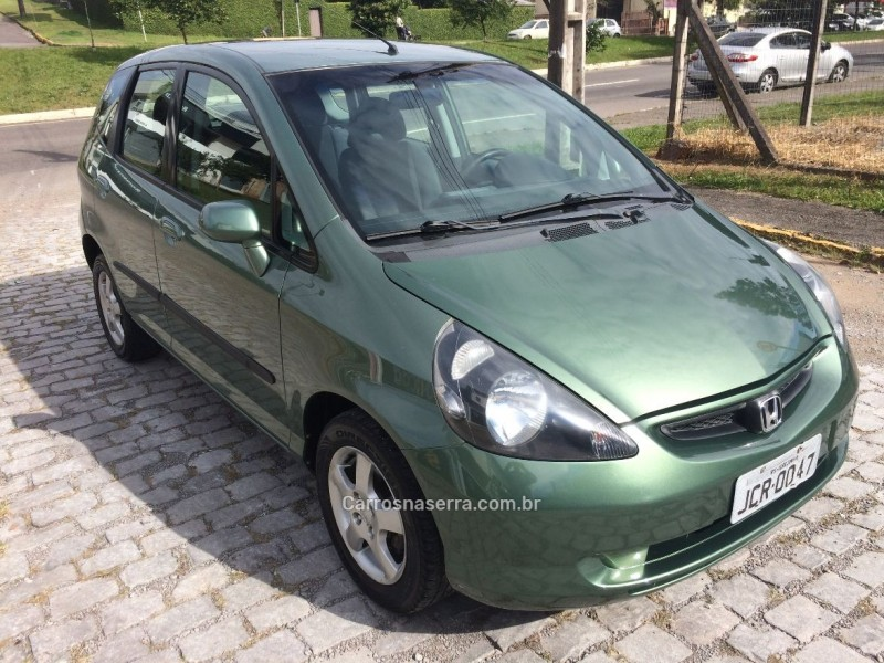 fit 1.4 lxl 8v gasolina 4p manual 2004 caxias do sul