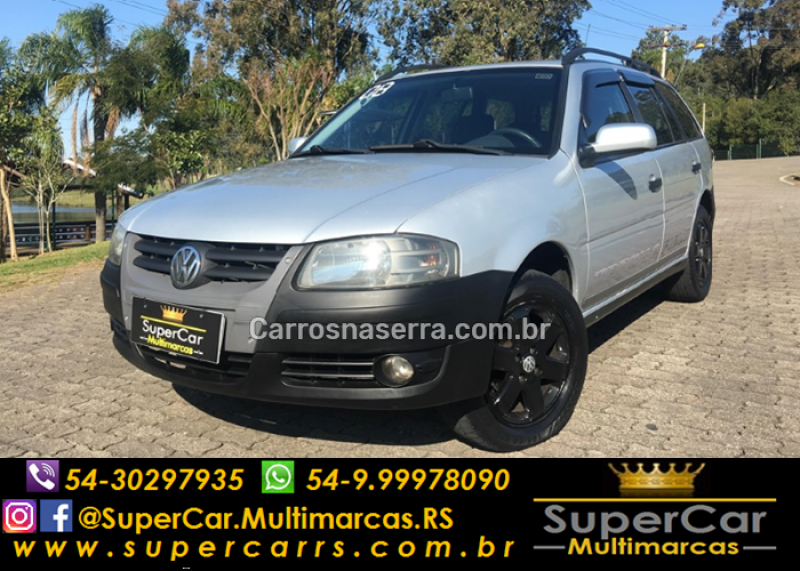 parati 1.8 mi track amp field 8v flex 4p manual g.iv 2008 caxias do sul