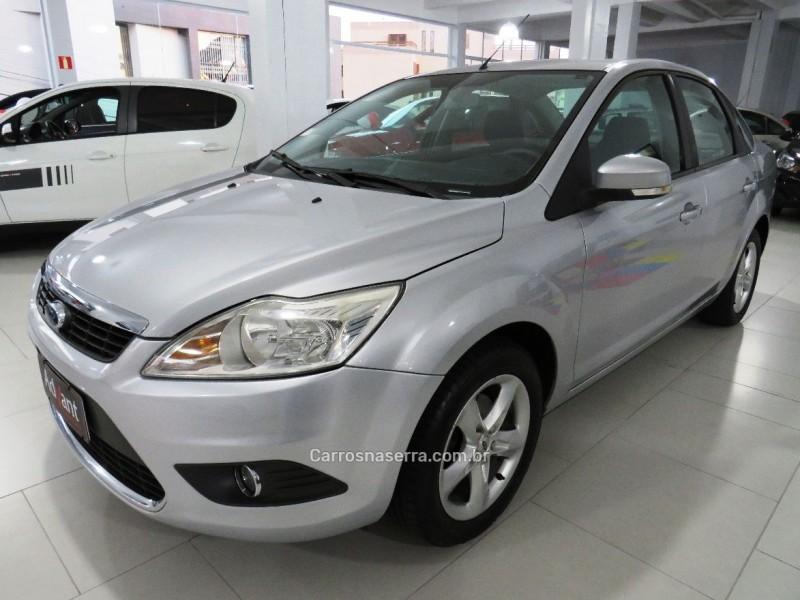 focus 2.0 glx sedan 16v flex 4p manual 2010 caxias do sul