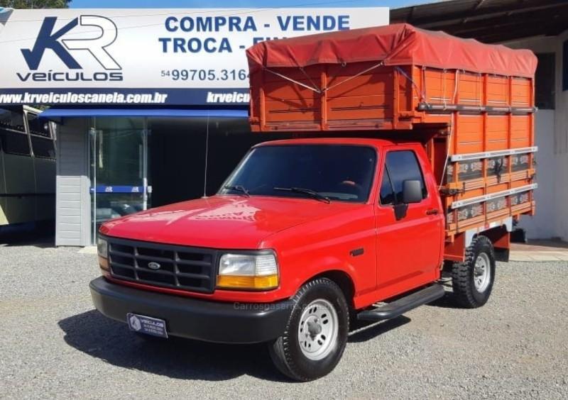f 1000 4.3 xl 4x2 cs turbo diesel 2p manual 1998 canela