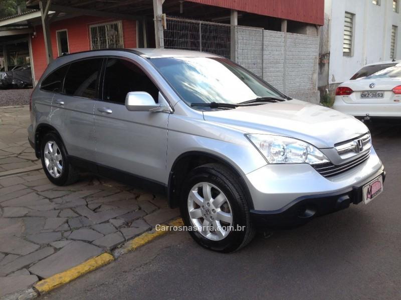 crv 2.0 lx 4x2 16v gasolina 4p automatico 2009 tres coroas