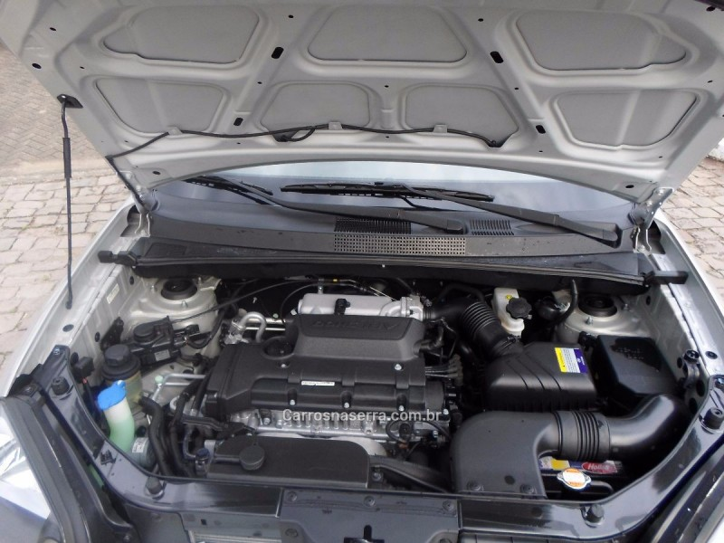 TUCSON 2.0 MPFI GLS BASE 16V 143CV 2WD FLEX 4P AUTOMÁTICO - 2012 - FLORES DA CUNHA
