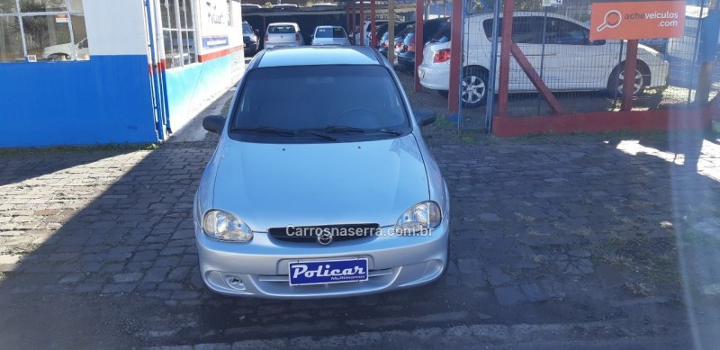 corsa 1.0 mpfi classic sedan life 8v flex 4p manual 2008 caxias do sul