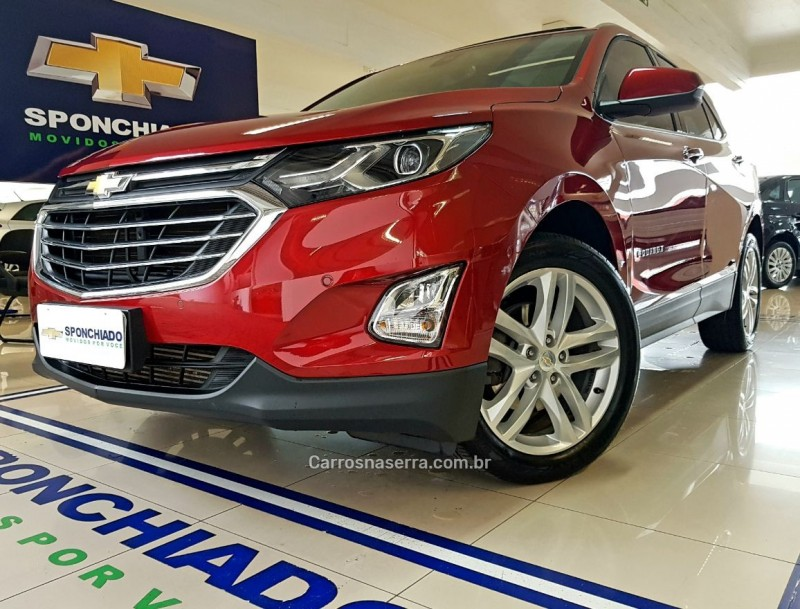 equinox 2.0 16v turbo gasolina premier awd automatico 2019 caxias do sul