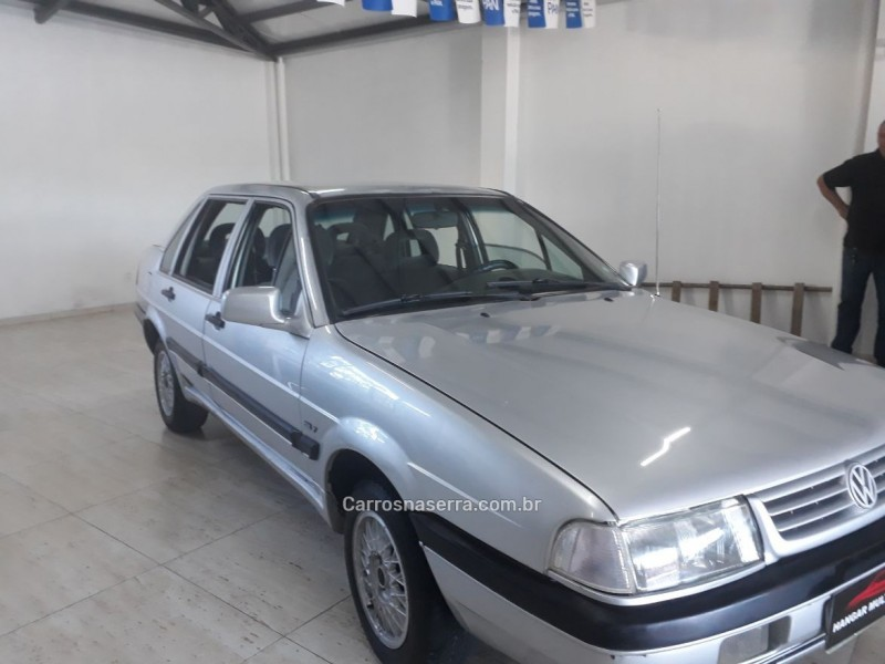 santana 2.0 gls 8v gasolina 4p manual 1993 caxias do sul